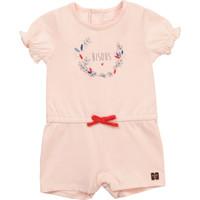 Odjeća Djevojčica Kombinezoni i tregerice Carrément Beau Y94234-44L Ružičasta