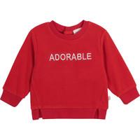 Odjeća Djevojčica Sportske majice Carrément Beau Y95256-992 Red