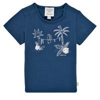 Odjeća Dječak  Majice kratkih rukava Carrément Beau Y95274-827 Blue