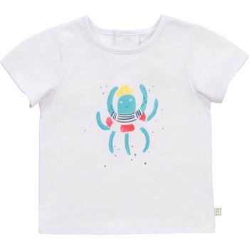 Odjeća Dječak  Majice kratkih rukava Carrément Beau Y95275-10B Bijela