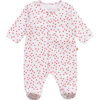 Odjeća Djevojčica Pidžame i spavaćice Carrément Beau Y97101-10B Bijela