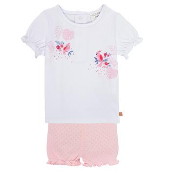 Odjeća Djevojčica Dječji kompleti Carrément Beau Y98112-N54 Multicolour