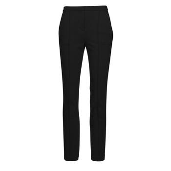 Odjeća Žene  Hlače s pet džepova Karl Lagerfeld SUMMERPUNTOPANTS Crna