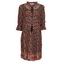 Odjeća Žene  Kratke haljine Derhy SCALA Crna