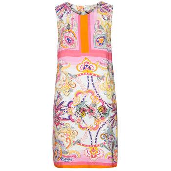 Odjeća Žene  Kratke haljine Derhy SEOUL Ružičasta / Multicolour