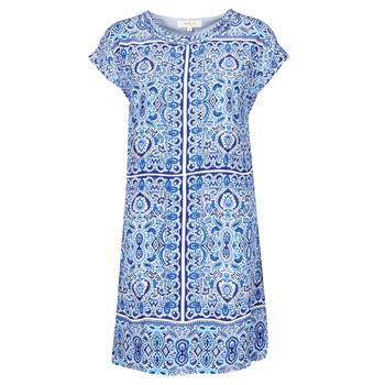 Odjeća Žene  Kratke haljine Derhy STRESS Blue