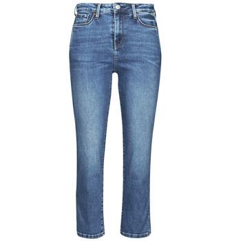 Odjeća Žene  Slim traperice Pepe jeans DION 7/8 Blue / Hf8