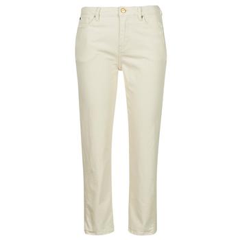 Odjeća Žene  Slim traperice Pepe jeans DION 7/8 Krem boja / Wi5