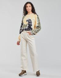 Odjeća Žene  Traperice ravnog kroja Pepe jeans LEXA SKY HIGH Bijela / Wi5