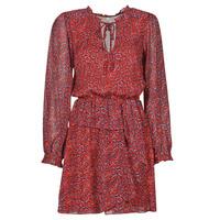 Odjeća Žene  Kratke haljine Pepe jeans LULIS Red / Blue
