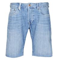 Odjeća Muškarci  Bermude i kratke hlače Pepe jeans STANLEU SHORT BRIT Blue / Svijetla