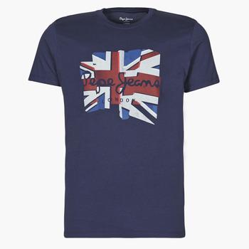 Odjeća Muškarci  Majice kratkih rukava Pepe jeans DONALD Blue
