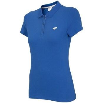 Odjeća Žene  Polo majice kratkih rukava 4F TSD007 Blue