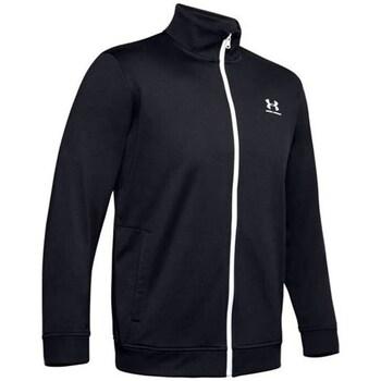Odjeća Muškarci  Sportske majice Under Armour Sportstyle Tricot Jacket Crna