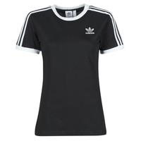Odjeća Žene  Majice kratkih rukava adidas Originals 3 STRIPES TEE Crna