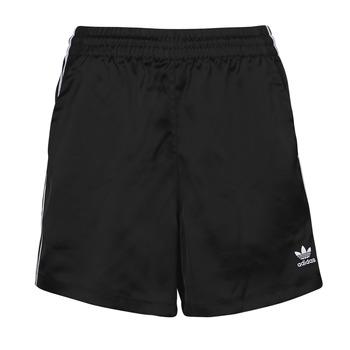Odjeća Žene  Bermude i kratke hlače adidas Originals SATIN SHORTS Crna