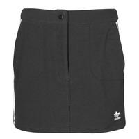 Odjeća Žene  Suknje adidas Originals FLEECE SKIRT Crna