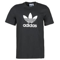 Odjeća Muškarci  Majice kratkih rukava adidas Originals TREFOIL T-SHIRT Crna