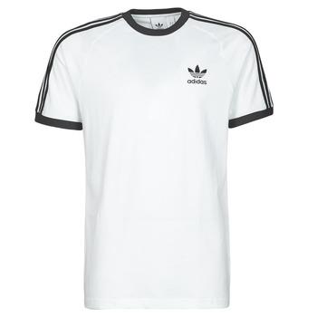 Odjeća Muškarci  Majice kratkih rukava adidas Originals 3-STRIPES TEE Bijela