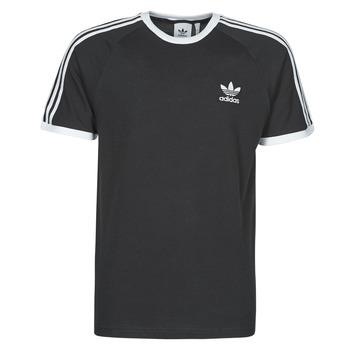 Odjeća Muškarci  Majice kratkih rukava adidas Originals 3-STRIPES TEE Crna