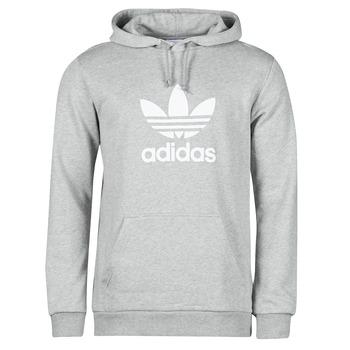 Odjeća Muškarci  Sportske majice adidas Originals TREFOIL HOODIE Siva