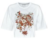Odjeća Žene  Majice kratkih rukava Volcom FA FORTIFEM TEE Bijela