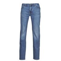 Odjeća Muškarci  Slim traperice Lee RIDER Blue