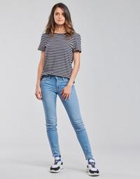 Odjeća Žene  Skinny traperice Lee SCARLETT Blue