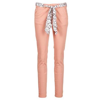 Odjeća Žene  Chino hlačei hlače mrkva kroja Le Temps des Cerises LIDY Ružičasta