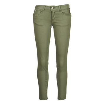 Odjeća Žene  Chino hlačei hlače mrkva kroja Le Temps des Cerises PULP HILL Kaki