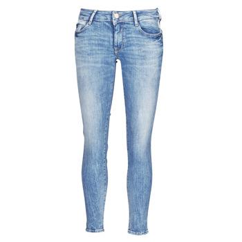Odjeća Žene  Slim traperice Le Temps des Cerises PULP SLIM 7/8 Blue