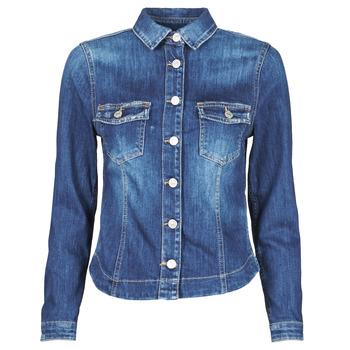 Odjeća Žene  Traper jakne Le Temps des Cerises LILLY Blue
