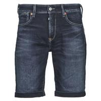 Odjeća Muškarci  Bermude i kratke hlače Le Temps des Cerises JOGG BERMUDA Blue / Crna