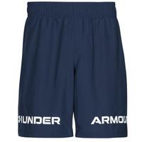 Odjeća Muškarci  Bermude i kratke hlače Under Armour UA WOVEN GRAPHIC WM SHORT Blue