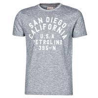 Odjeća Muškarci  Majice kratkih rukava Petrol Industries T-SHIRT SS R-NECK K Siva