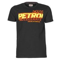 Odjeća Muškarci  Majice kratkih rukava Petrol Industries T-SHIRT SS R-NECK F Crna
