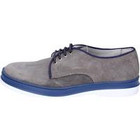 Obuća Muškarci  Derby cipele & Oksfordice Viva Klasična BK919 Siva
