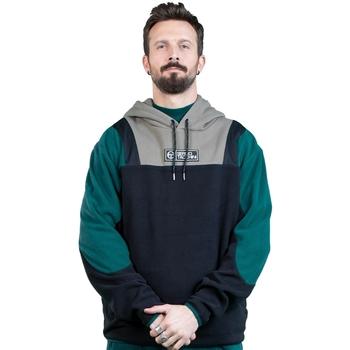 Odjeća Muškarci  Sportske majice Sergio Tacchini Sweatshirt  Bliss noir/gris/vert