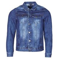 Odjeća Muškarci  Traper jakne Yurban OPSI Blue