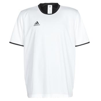 Odjeća Muškarci  Majice kratkih rukava adidas Performance TAN REV JSY Bijela