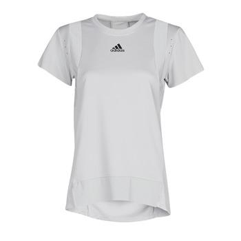 Odjeća Žene  Majice kratkih rukava adidas Performance TRNG TEE H.RDY Siva