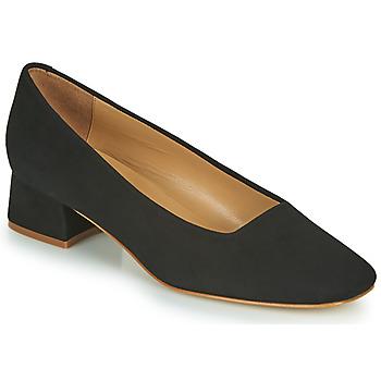 Obuća Žene  Balerinke i Mary Jane cipele JB Martin CATEL Crna