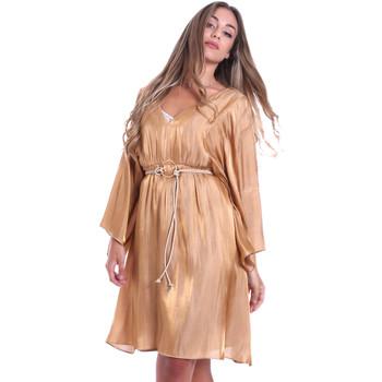Odjeća Žene  Kratke haljine Fracomina FR20SMELISABETH Zlato