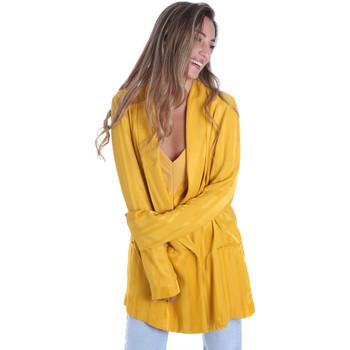 Odjeća Žene  Jakne i sakoi Fracomina FR20SM648 Žuta boja