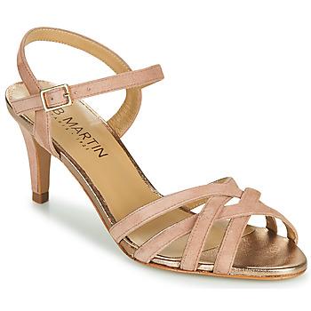 Obuća Djevojčica Balerinke i Mary Jane cipele JB Martin PIRIA Smeđa