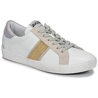 Obuća Žene  Niske tenisice Meline KUC1414 Bijela / Gold