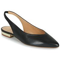 Obuća Žene  Balerinke i Mary Jane cipele JB Martin VELANI Crna
