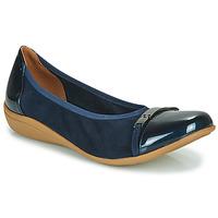 Obuća Žene  Balerinke i Mary Jane cipele Sweet CLAMS Blue