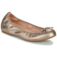 Obuća Žene  Balerinke i Mary Jane cipele Unisa ACOR Champagne