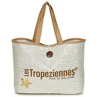 Torbe Žene  Shopper torbe Les Tropéziennes par M Belarbi PANAMA Bež